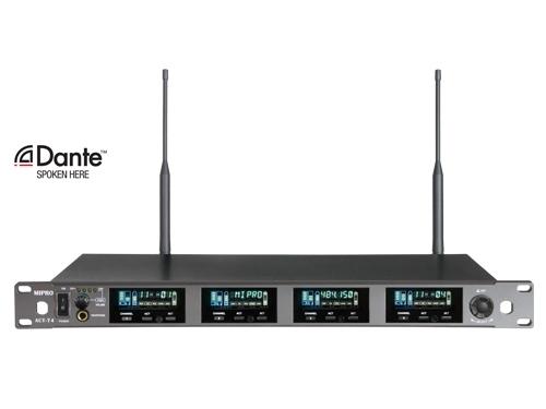 Bild von ACT-74 Breitband-Vierkanalempfänger