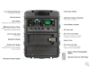 Bild von MA-303DB Mobilverstärker 60 Watt
